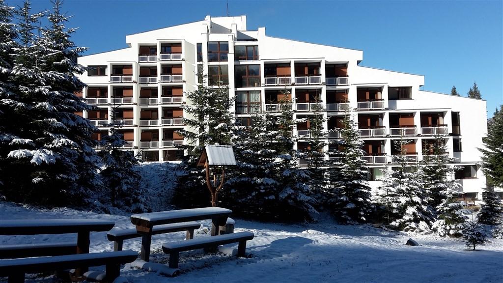 Hotel Sorea Marmot (býv. J.Šverma), Demänovská dolina