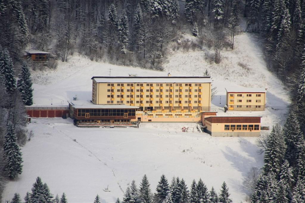 Hotel Boboty, Terchová-Vrátna dolina