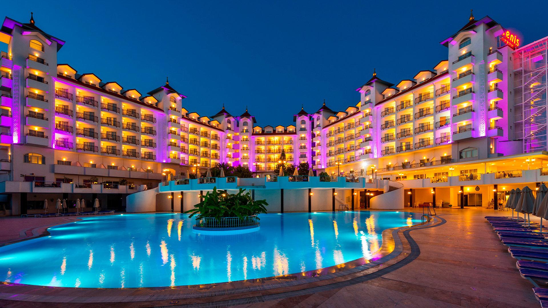 hotel side serenis side turkey holidays reviews itaka