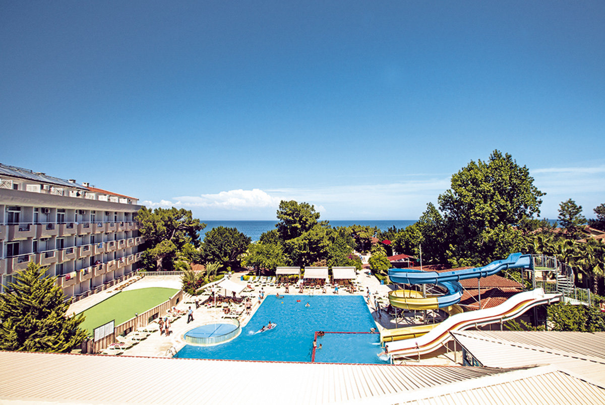 Hotel Carelta Beach Resort Spa 4, Turkey: overview, rooms and reviews 59