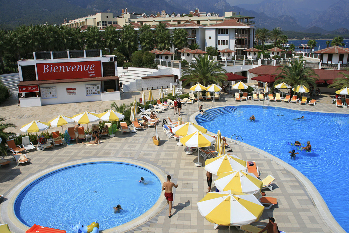 Hydros Club 4 (Turkey, Kemer, Kemer - center): photo and description, service and entertainment, reviews of tourists 45
