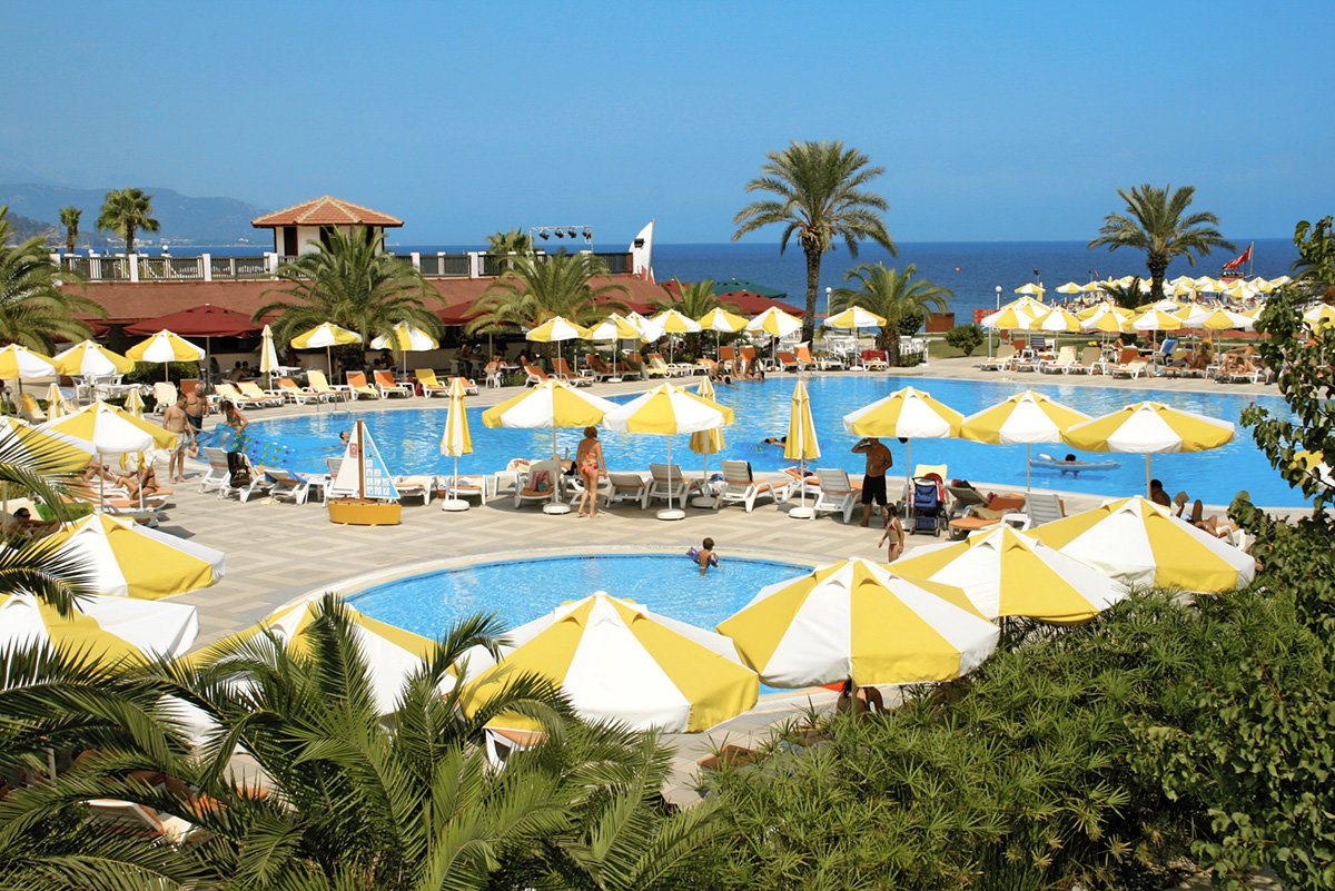Hydros Club 4 (Turkey, Kemer, Kemer - center): photo and description, service and entertainment, reviews of tourists 96