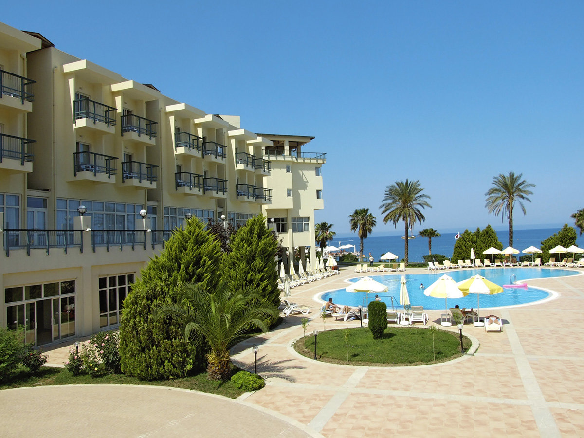 Hydros Club 4 (Turkey, Kemer, Kemer - center): photo and description, service and entertainment, reviews of tourists 20