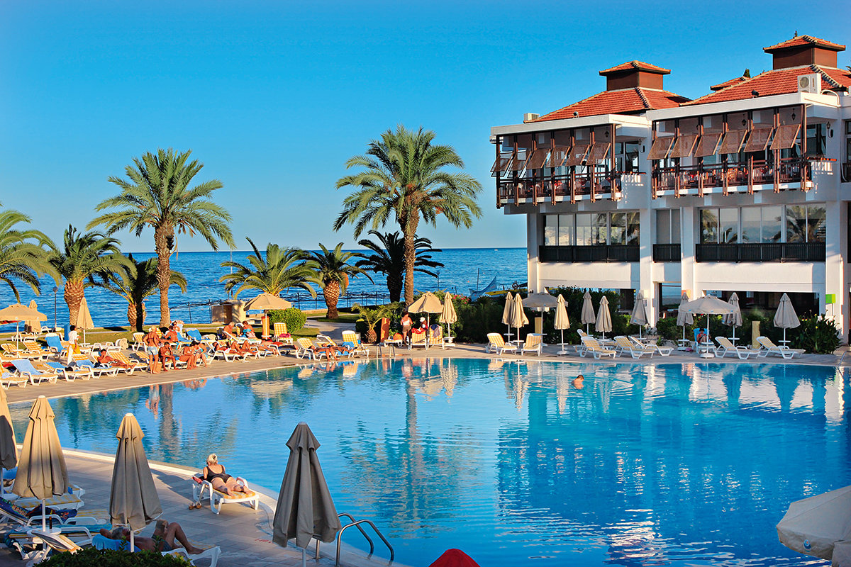 Hydros Club 4 (Turkey, Kemer, Kemer - center): photo and description, service and entertainment, reviews of tourists 24