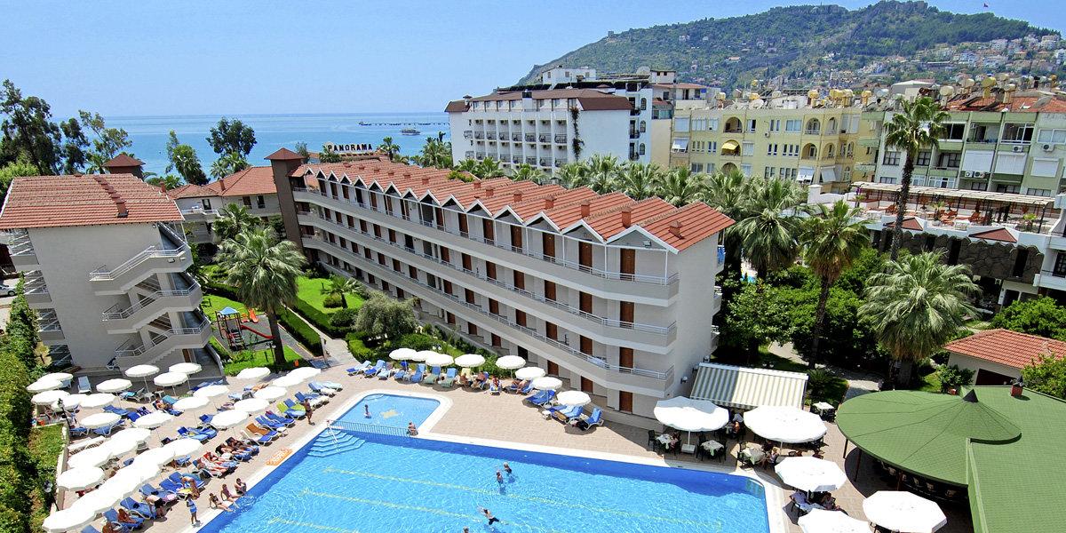 Hotel Panorama - Alanya 8ffe9048045e5