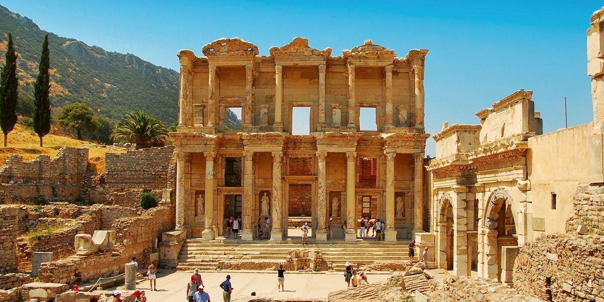 Pergaminowy Koń Trojański Turcja Wycieczki Opinie Itaka