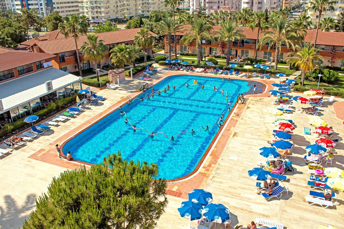 Club Turtas Beach Hotel 4 in Turkey: reviews of tourists