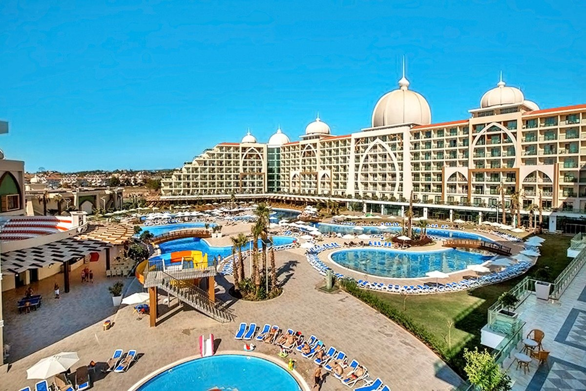 Hotel Alan Xafira Deluxe ResortSpa 5 - review, features and reviews of tourists 18