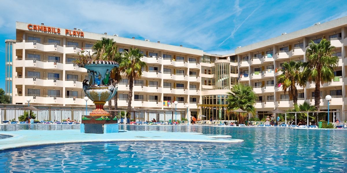 Hotel H10 Cambrils Playa Costa Dorada Spain Holidays Reviews