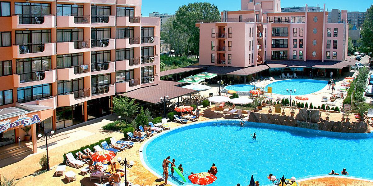 Hotel Izola Paradise Słoneczny Brzeg Bułgaria Wczasy Opinie