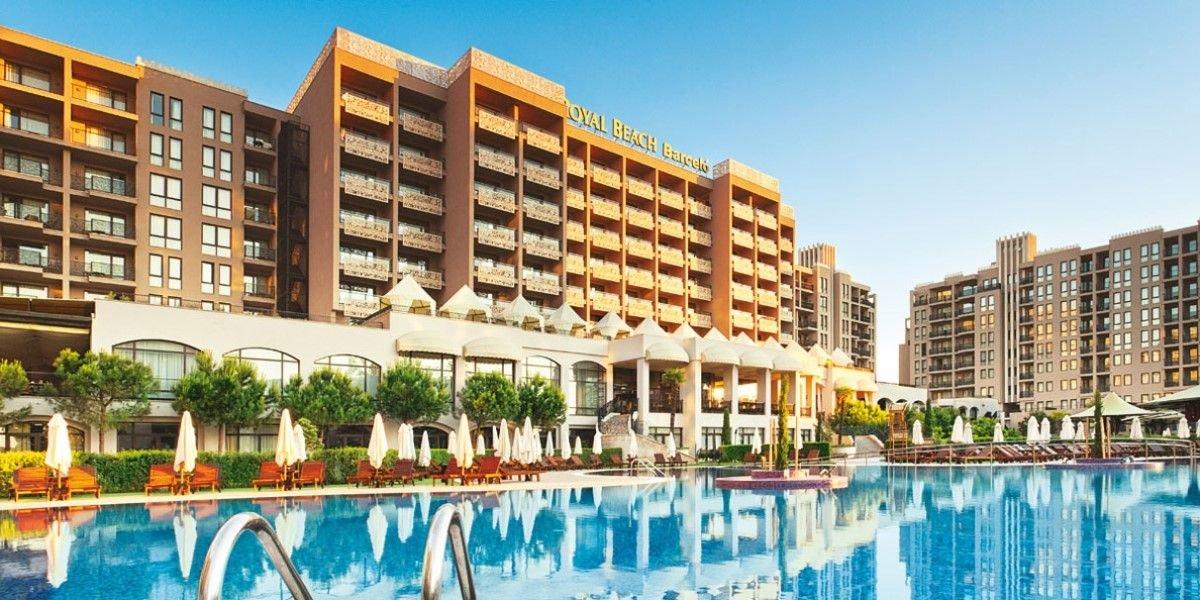 Barcelo Royal Beach Residence Hotel