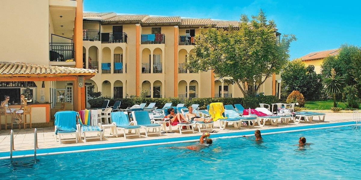 6ae31c712affbd Hotel Silver Beach - Corfu