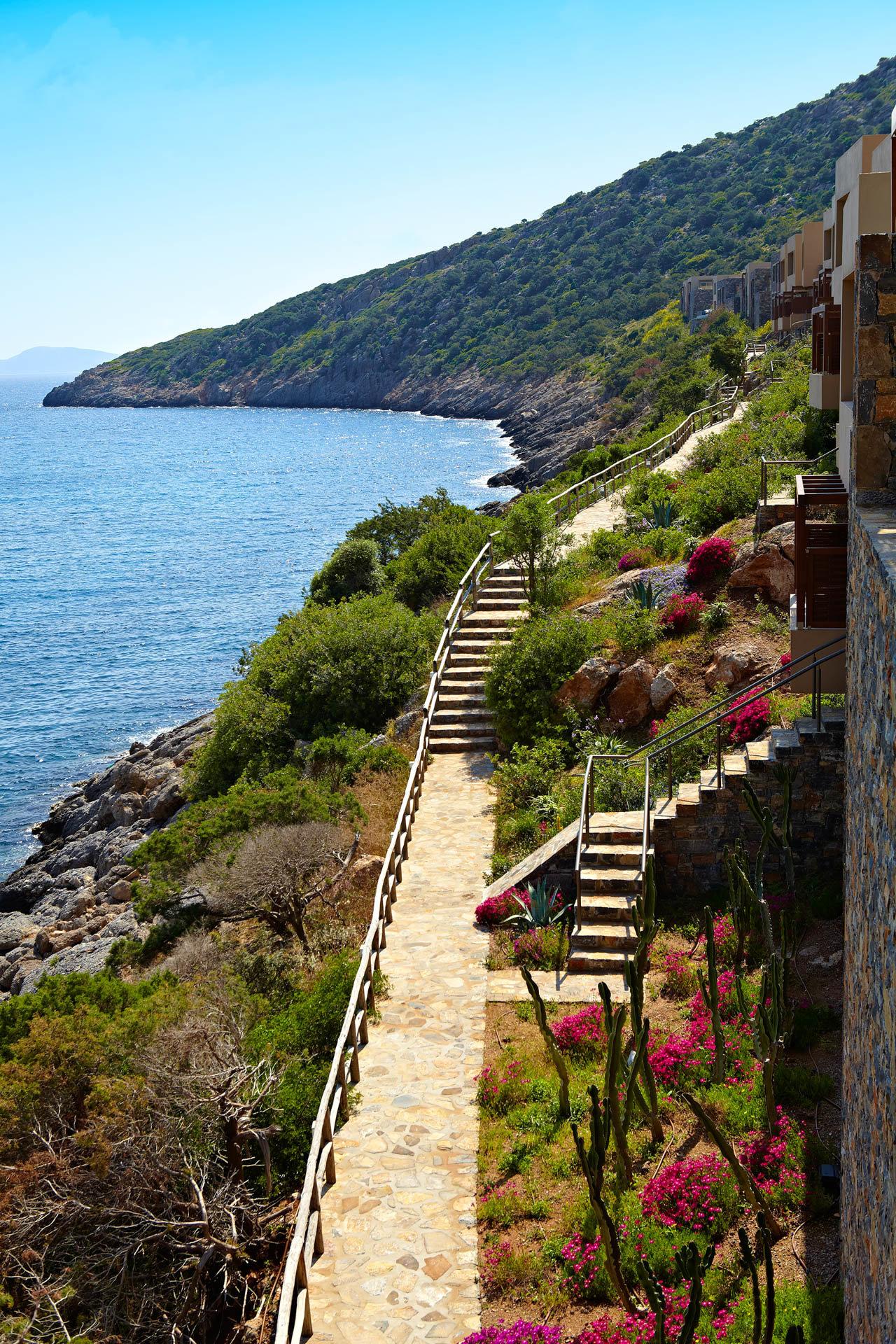 Hotel Daios Cove Crete Greece Holidays Reviews Itaka