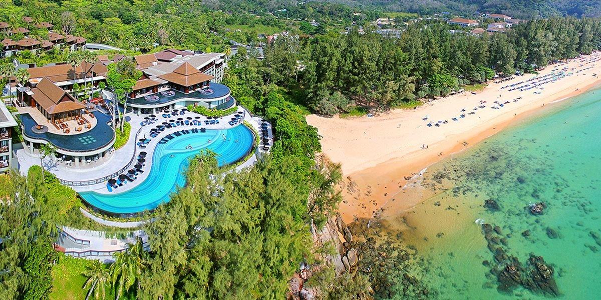 Hotel Pullman Et Arcadia Naithon Beach