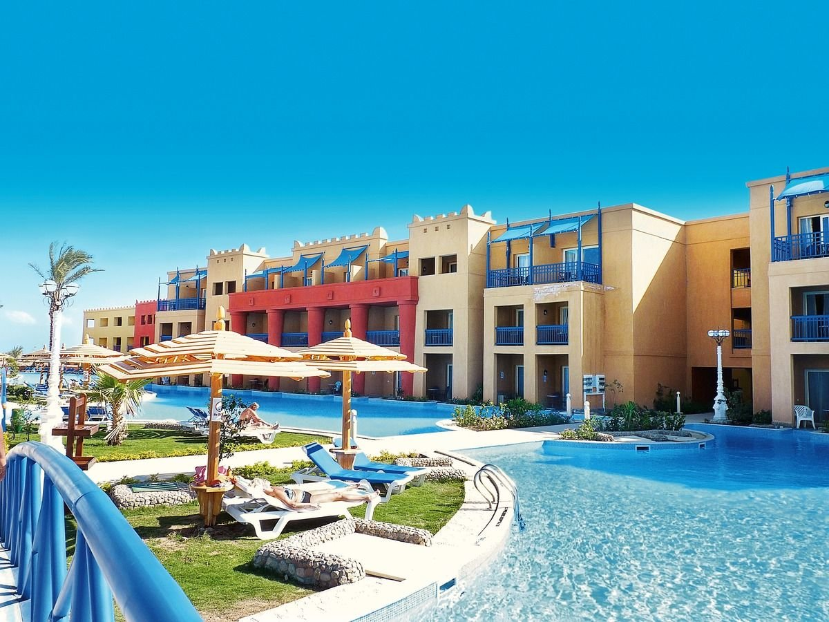 Excellent rest in the hotel Titanic Palace (Hurghada)
