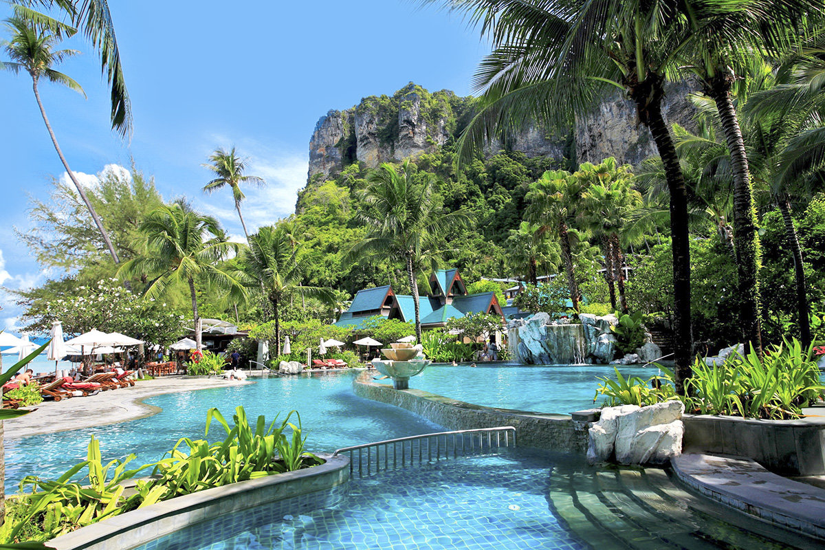 Hotel Centara Grand Beach Resort Villas Krabi Thailand