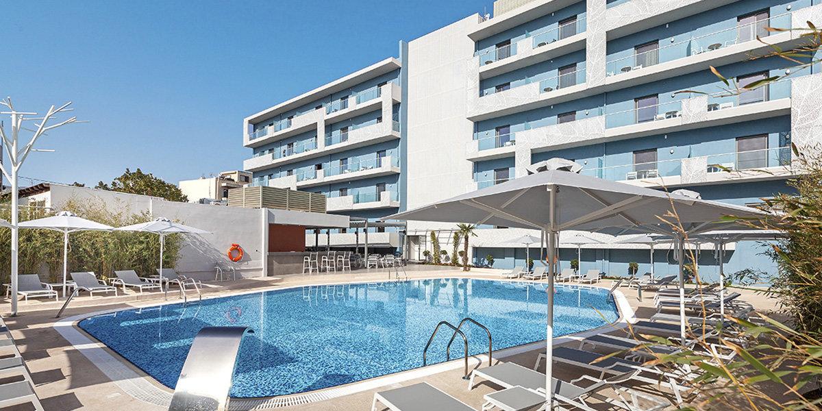 Blue Lagoon City Hotel - Kos, Greece - Holidays, Reviews | ITAKA