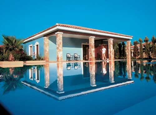 Hotel Aldemar Olympian Village Peloponnese Greece Holidays