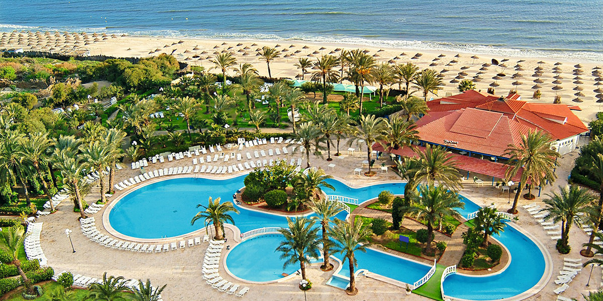 Tunisia, Sousse: hotels with 4 stars. Rating by reviews of tourists