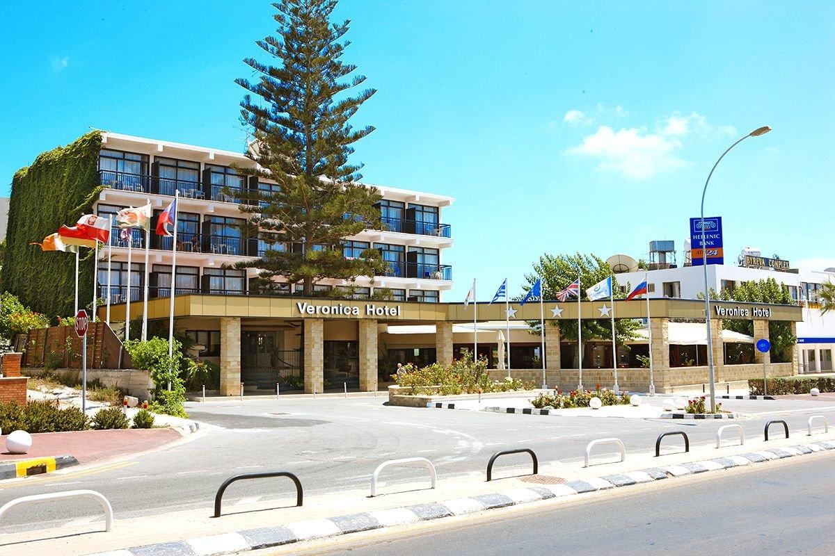 Hotel Veronica Paphos Cyprus Holidays Reviews Itaka