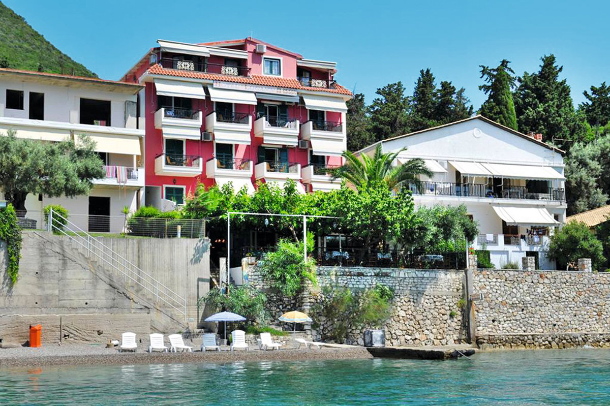 2f1346ce Hotel Logan's Beach - Lefkada, Greece - Holidays, Reviews | ITAKA