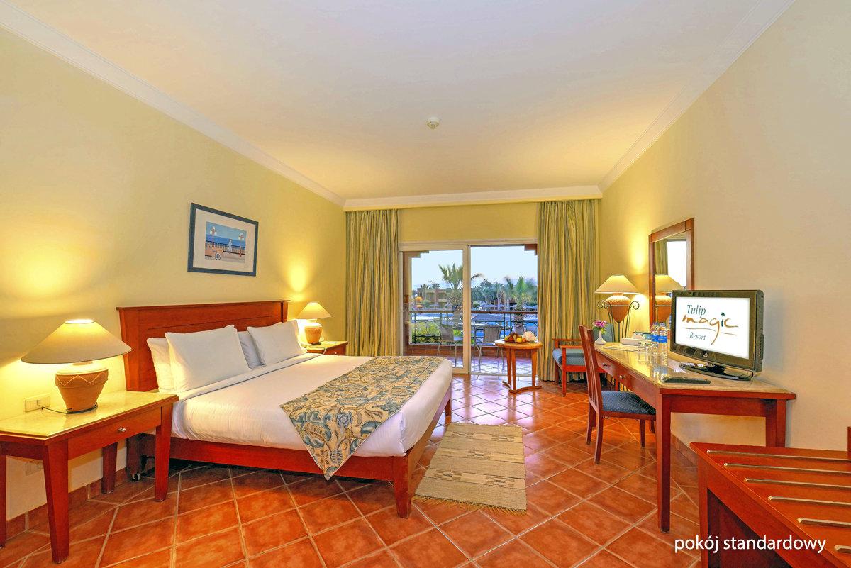 Hotel Magic Tulip Beach Resort Spa Marsa Alam Egypt Holidays Voucher Royal