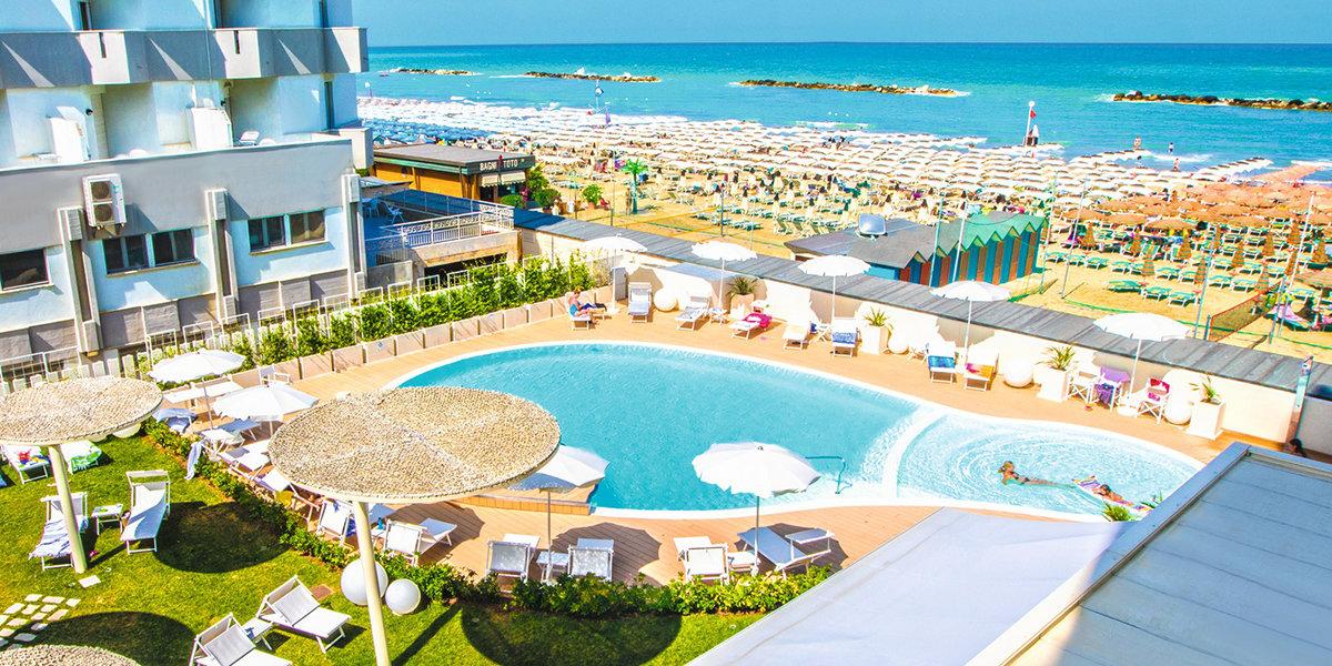 84d2c3b726ceaa Nautilus Family Hotel - Riwiera Adriatycka, Włochy - Wczasy, Opinie ...