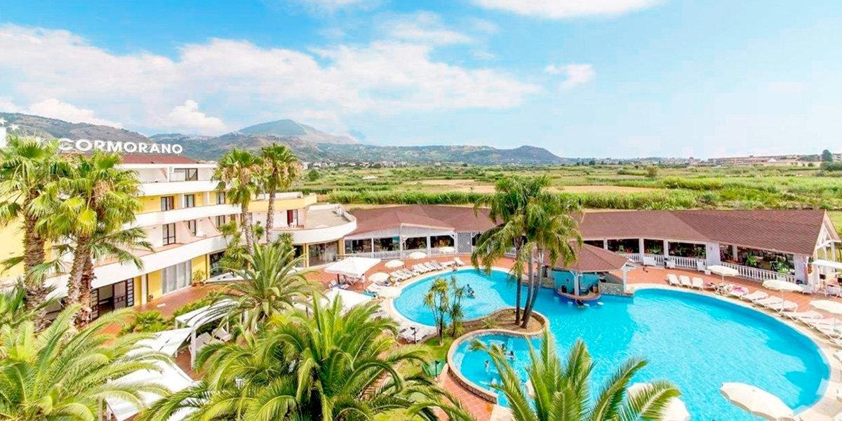 a5f0d78f25526b Hotel Il Cormorano Exclusive Club & Spa - Kalabria, Włochy - Wczasy ...