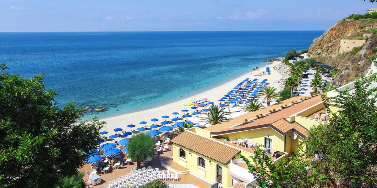 d84c6144d7e97b Hotel Villaggio Lido San Giuseppe - Kalabria, Włochy - Wczasy ...