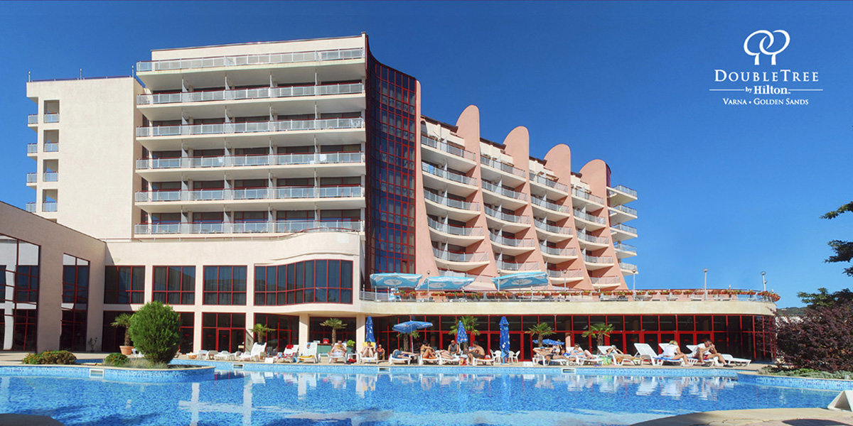 Double Tree By Hilton Hotel Varna