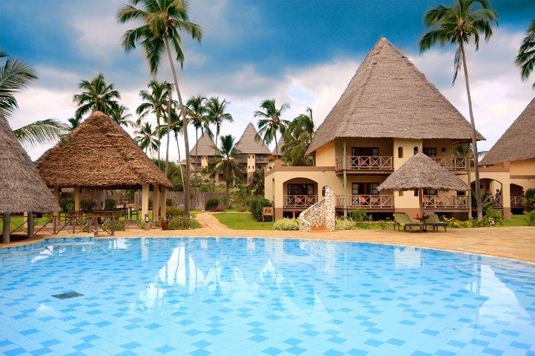 Hotel Neptune Pwani Beach Resort Spa