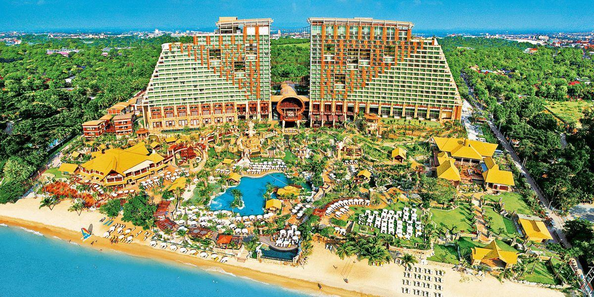 Hotel Centara Grand Mirage Beach Resort