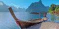 Bambusowe łodzie Złotego Buddy #6