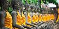 Bambusowe łodzie Złotego Buddy i Koh Samui #1