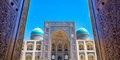 Przystanek na Jedwabnym Szlaku - Uzbekistan #2