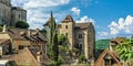 Najpiękniejsze miasteczka Lot i Dordogne #4