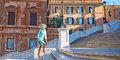 Rzymskie wakacje #1