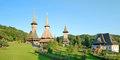 Drewniane cerkwie, malowane monastyry #1