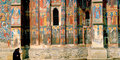 Drewniane cerkwie, malowane monastyry #3