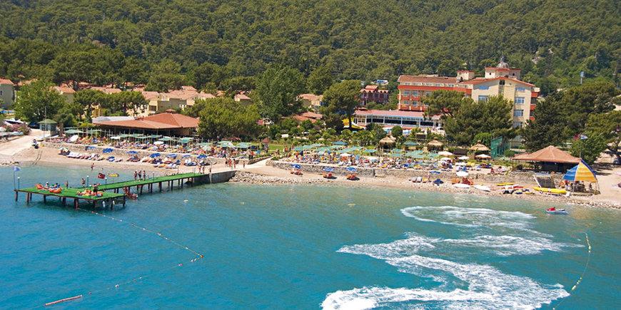 Hotel Carelta Beach
