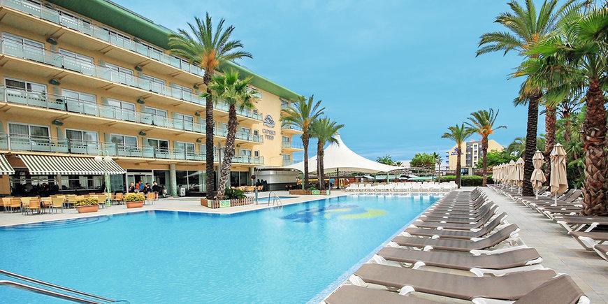 hotel caprici verd costa brava spain holidays reviews itaka rh itaka pl
