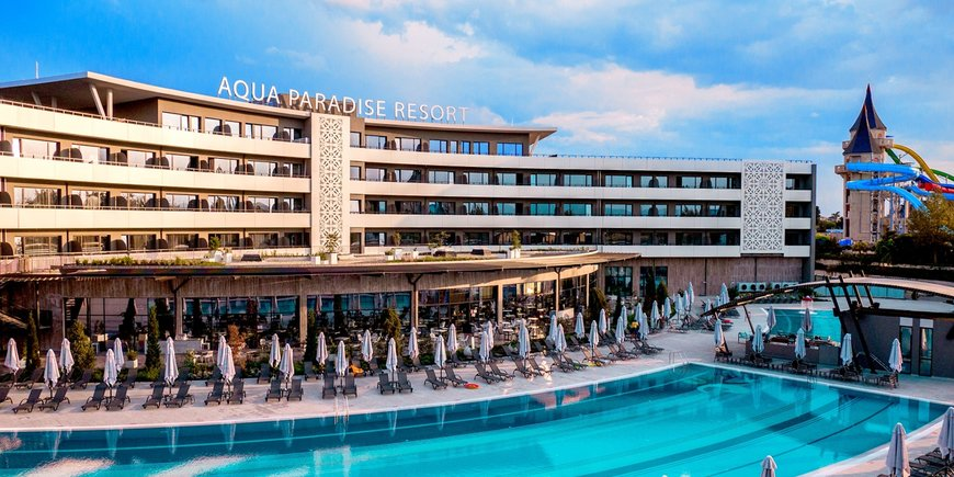 Hotel Aqua Paradise Resort