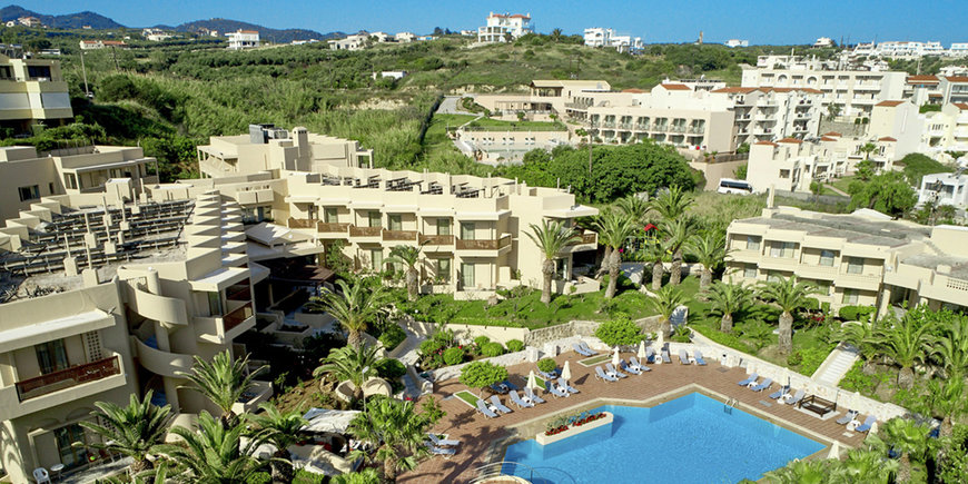 Hotel Giannoulis Santa Marina Beach Resort