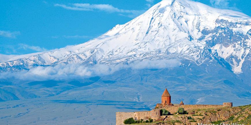 Widok na Ararat
