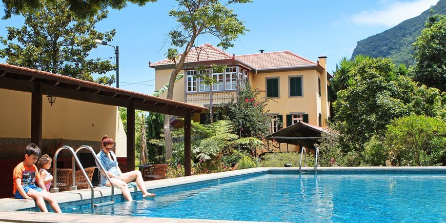 Hotel Quinta do Arco Nature & Rose Gardens Resort