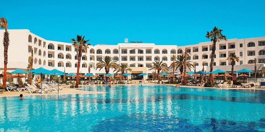 Hotel Vincci Nozha Beach & Spa