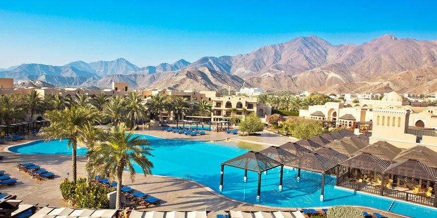 Hotel Miramar Al Aqah Beach Resort