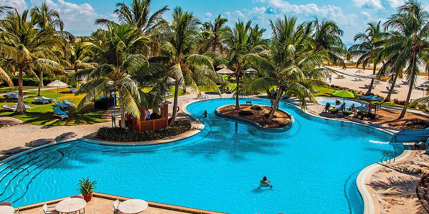 Hotel Hilton Salalah Resort