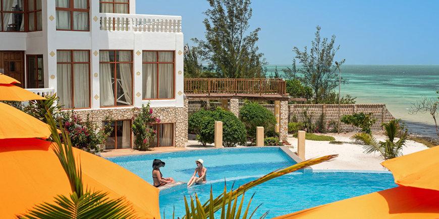 Hotel Moja Tuu