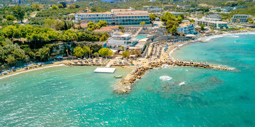 Hotel Sentido Alexandra Beach Resort